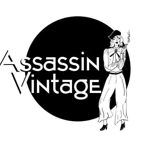 Assassin Vintage - 20% off a one-time purchase