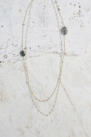 Charlotte Layered Necklace