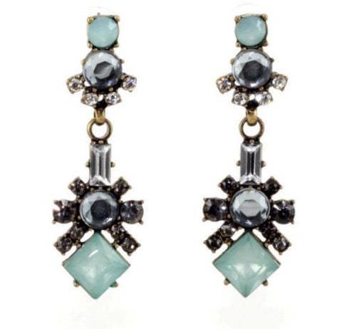 'Blair Waldorf' | Earrings - Wardrobe Wilderness
