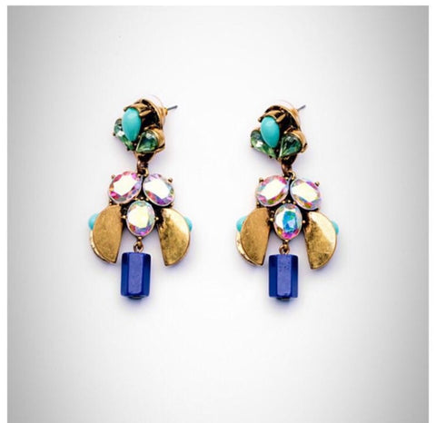 'Fran Fine' | Earrings - Wardrobe Wilderness