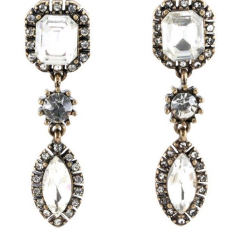 'Gabrielle Solis' | Earrings - Wardrobe Wilderness
