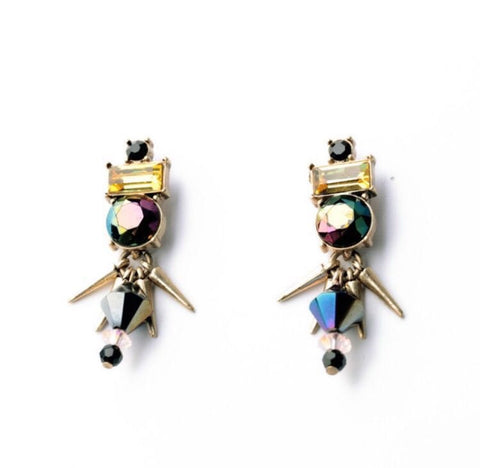 'Eddie Monsoon' | Earrings - Wardrobe Wilderness