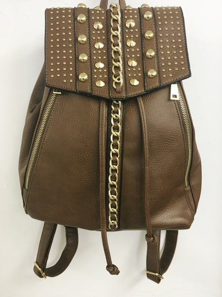 The 'Soho' Studded Backpack | AVAILABLE COLOURS - Wardrobe Wilderness