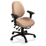geoCentric Mid Back Multi Tilt Chair