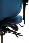 airCentric Ergonomic Office Chair - Black Frame [ergonomics] - fitzBODY.com
