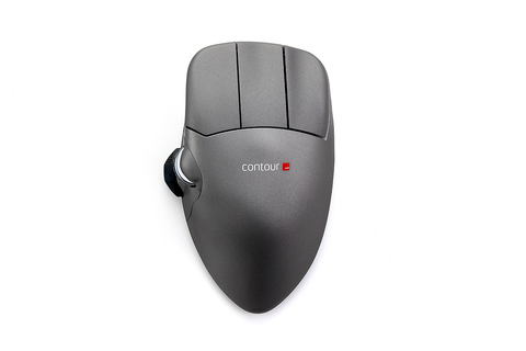 Contour Mouse - Wired - Small - Right