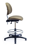 Counter Height Chair - ERGO F 267 TILT FR [ergonomics] - fitzBODY.com