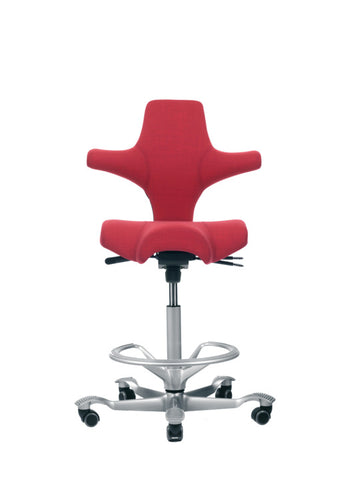 HÅG Capisco with Saddle Seat and Back - Model 8106 [ergonomics] - fitzBODY.com