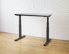 Custom-made Electric Sit Stand Desk - Rectangle | upCentric UP2LV