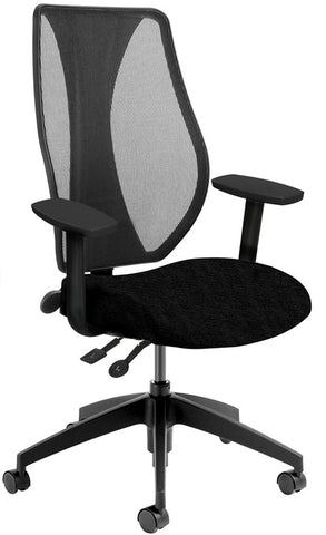 tCentric Hybrid Mesh Back Boardroom Chair