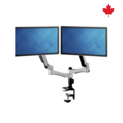 upCentric® Dual Monitor Arm