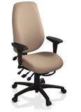 geoCentric Extra Tall Back Multi Tilt Ergonomic Office Chair [ergonomics] - fitzBODY.com