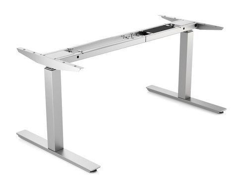 Electric Sit Stand Desk - Rectangular Frame Only | upCentric by ergoCentric