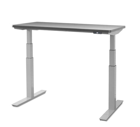 "SHIPS NEXT DAY! Electric Sit Stand Desk 48"" wide x 24"" deep"