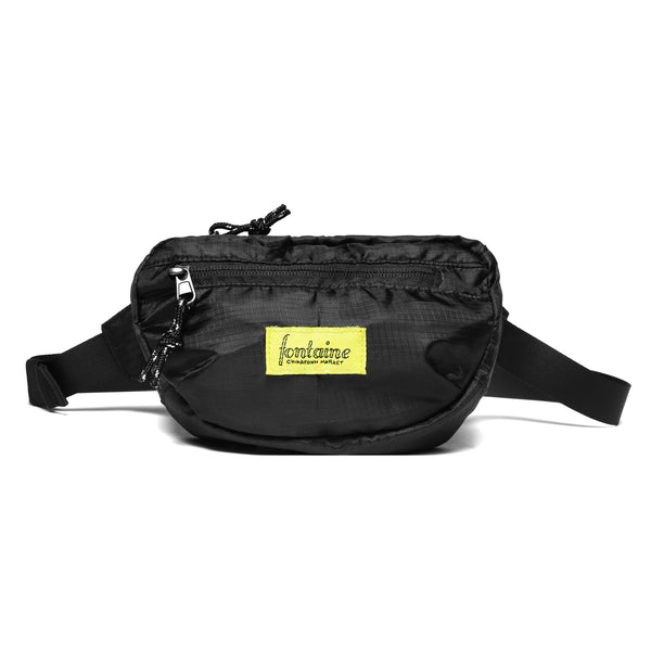 FONTAINE SLING PACK (BLACK)