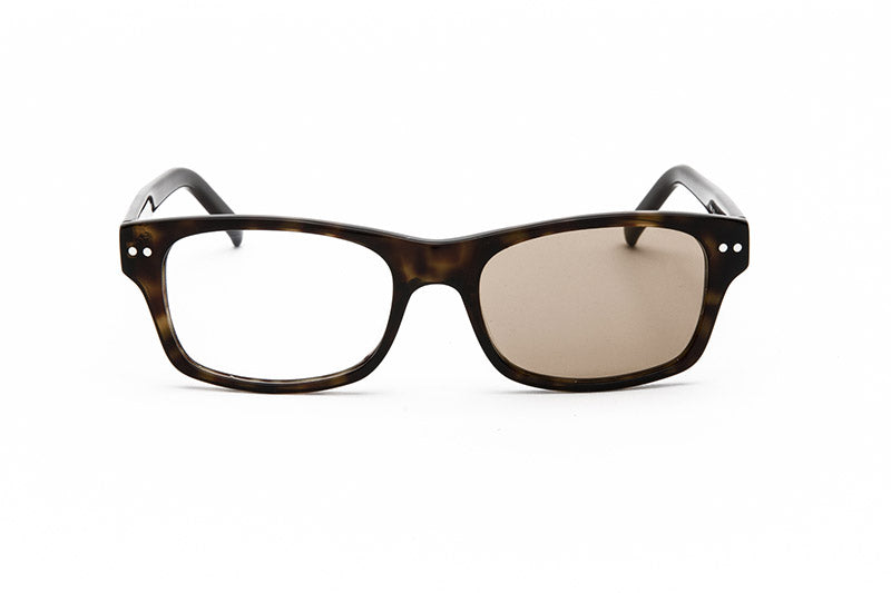e5db09c0de Classic tortoise wayfarer reading glasses with rivets