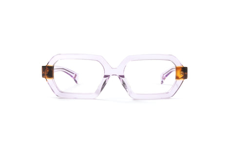 Wild Paradise Lilac/Tortoise Reading Glasses