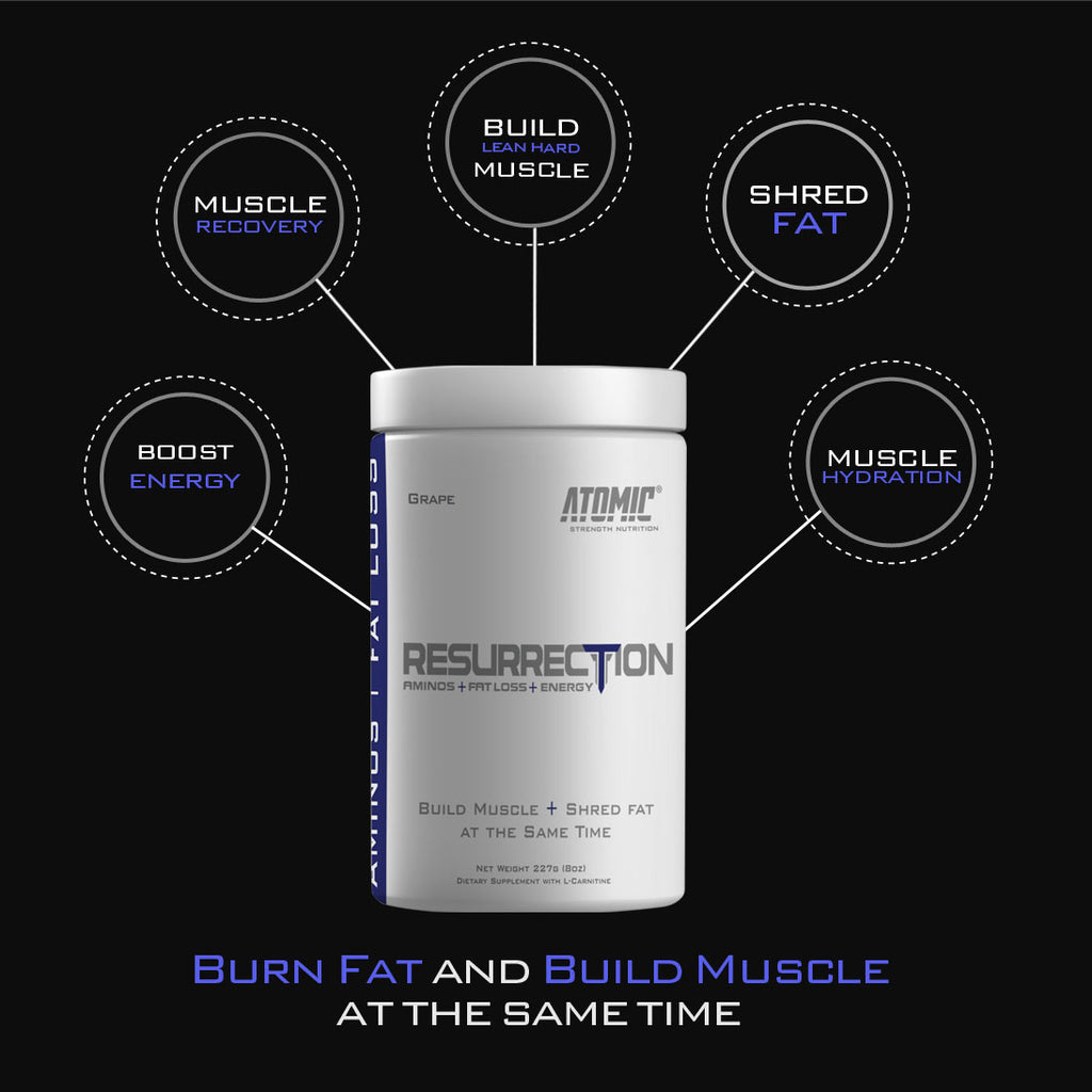 Resurrections Aminos + Fat Loss + Energy