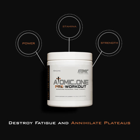 Atomic_One Pre-Workout 30sv
