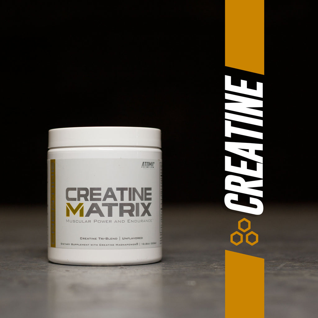 Atomic Creatine Matrix