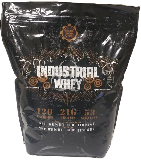 Industrial Whey 4lb