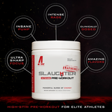 SLAUGHTER High-Stim Pre-Workout