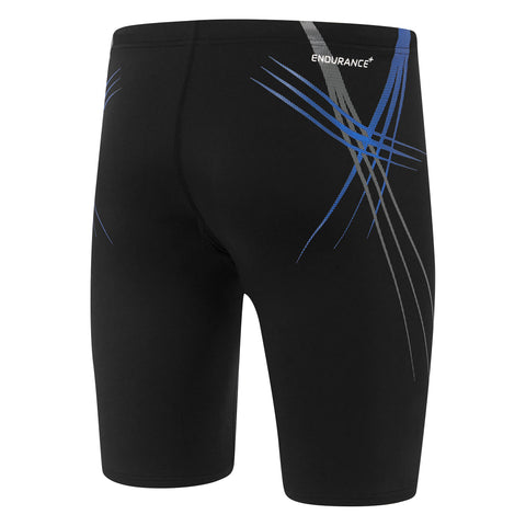Mens Rush Jammer - Black/Rush/Cadet Blue