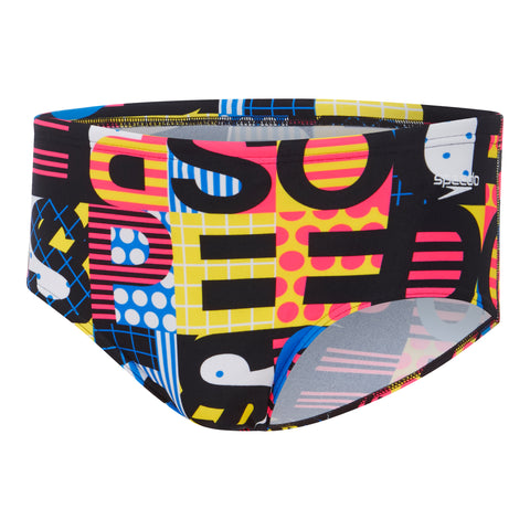 Mens Mash Up 12cm Brief - Series 101 Limited Edition 2019