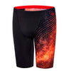 Mens Red Galaxy Jammer