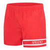 Speedo Men's 90's Letterman Watershort - Red