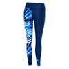 Womens Swim Legging - Mariner/Rays