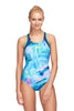 Womens Muscleback One Piece - Rays/Streak/Mariner/Inca