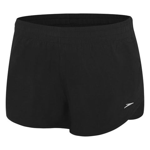 Womens Cross Trainer Work Out Short - Black