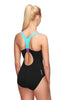 Womens Image Uplift One Piece - Music/Inca