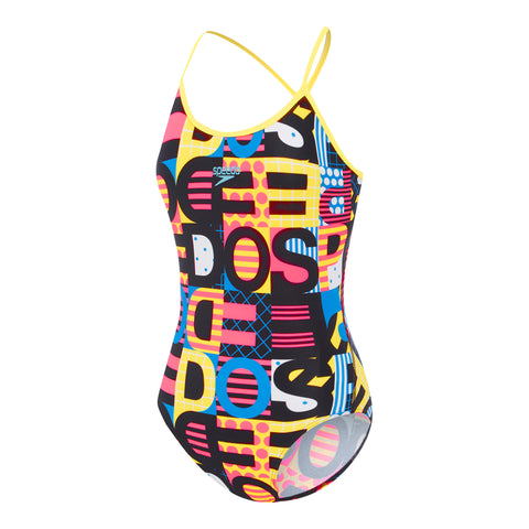 Womens Mash Up Surf Sierra One Piece