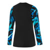 Winds Zip Up Long Sleeve Rashie - ECO Fabric