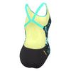 Womens Powerstrike Leaderback - Sparkler Green