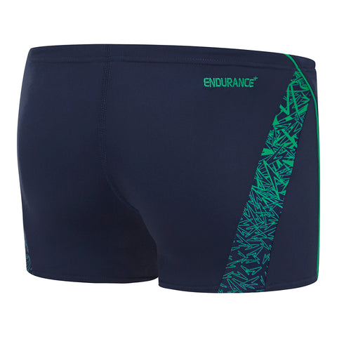 Boys Boom Aquashort - Speedo Navy/Amazon