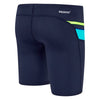 Boys Macca Jammer - Speedo Navy/Inca/Speed/Yellow