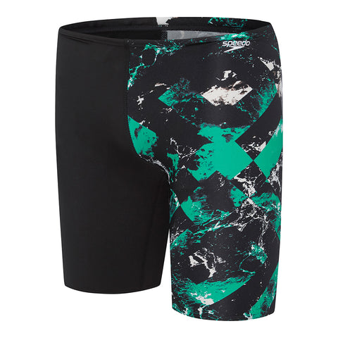 Boys School Colours Jammer - Amazon Wave
