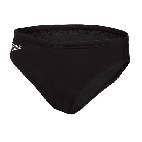 Boys Endurance Brief - Black