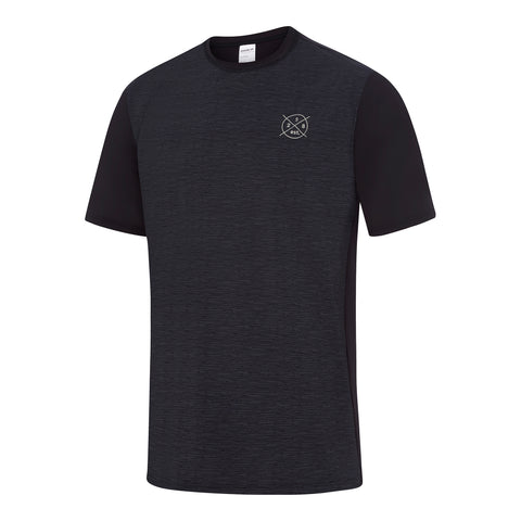 Mens Salty Tee Rashie - ECO Fabric