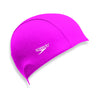 Speedo Junior Polyester Swimming Cap - Scarlet or Blue