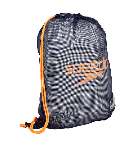 Speedo Mesh Equipment Bag - Ultramarine
