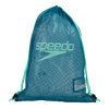 Speedo Mesh Equipment Bag - Nordic Teal/Green Glow