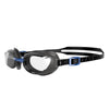 Speedo Aquapure Goggle - Lead Oxide/Clear