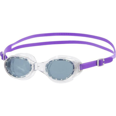 Speedo Adult Female Futura Classic Goggle - Purple Smoke
