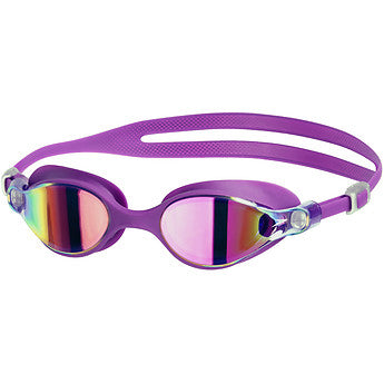 Speedo Virtue Mirror 'V Class' Goggle - Purple Vibe/Pink