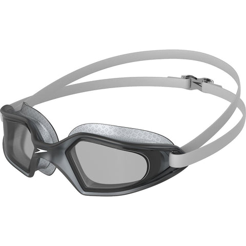 Speedo Adult Hydropulse Goggle - White/Light Smoke
