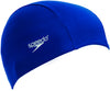 Speedo Adult Polyester Swimming Cap - Various Colours